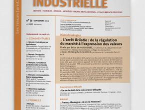 propriété industrielle définition